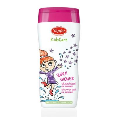 Topfer Kids Care Supershower Gel Dus Fetite x 200 ml