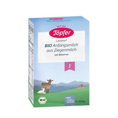 Topfer Lapte Capra Bio 1 x 400 g