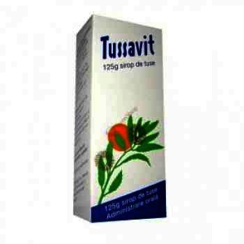 Tussavit -sirop x 125 ml - Montavit