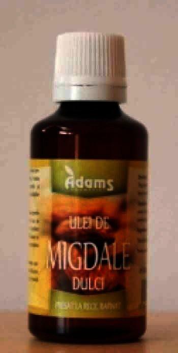 Ulei Migdale Dulci x 50ml