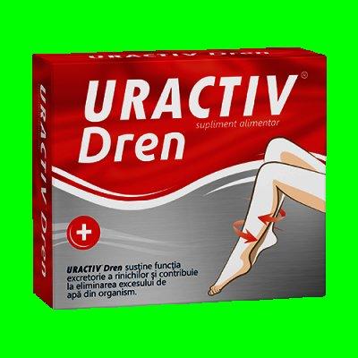 Uractiv® Dren, capsule