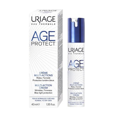 Uriage Age Protect Crema Antiaging Multi-action, 40 ml