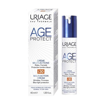 Uriage Age Protect Crema Antiaging Multi-action Cu Spf30, 40 ml
