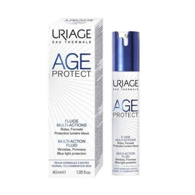 Uriage Age Protect Fluid Antiaging Multi-action, 40 ml