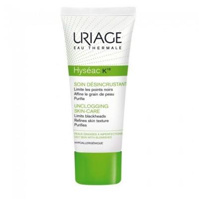 Uriage Hyseac K18 Emulsie Dezincrustanta, 40 ml