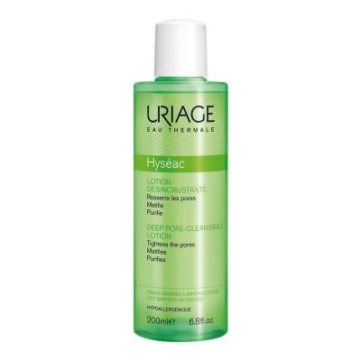 Uriage Hyseac Lotiune Dezincrustanta, 200 ml
