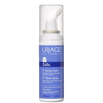 Uriage Spray Nazal Bebe x 100ml