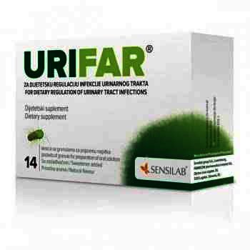Urifar -plc x 14 - Sensilab