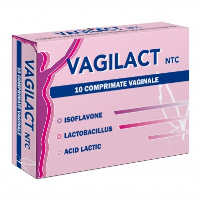 Vagilact -cpr.vag x 10 - NTC