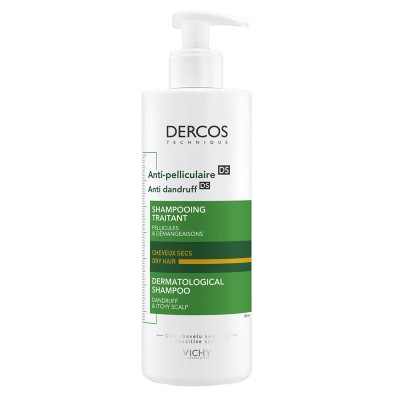 Vichy Dercos Sampon Antimatreata Par Uscat x 400ml