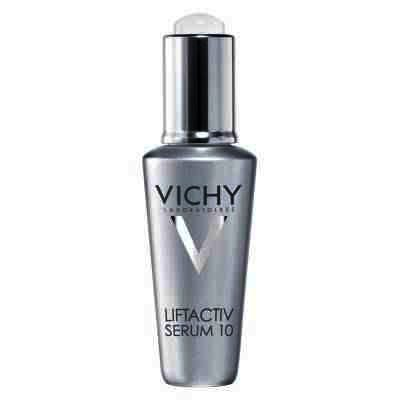Serum Antirid Vichy Liftactiv Serum 10 Cu Tehnologia De Activare A Dermului, 30ml