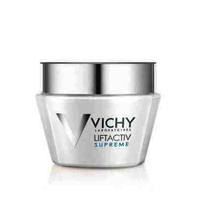 Cremaantirid Vichy Liftactiv Supreme Antiridsifermitate Pentru Ten Uscat, 50ml