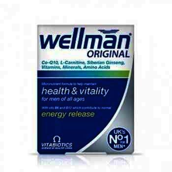 Vitabiotics Wellman -cpr x 30