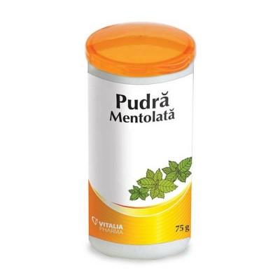 Vitalia Pudra Mentolata x 75 g