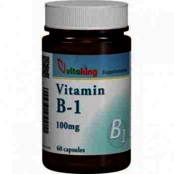 Vitamina B6 -cps. x 60 - Swanson