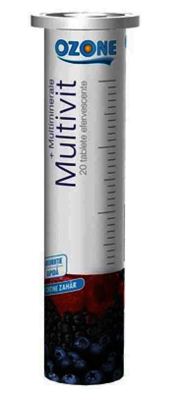 Vitamina C 180mg-cpr. x 20-Ozone