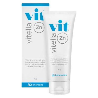 Vitella Zinc Crema cu vitamine si zinc x 75 ml