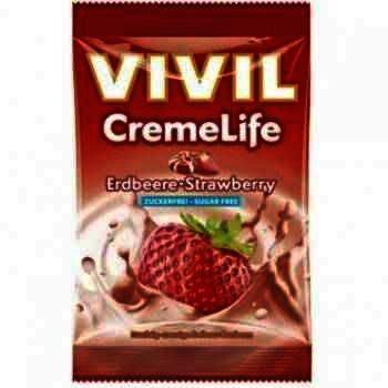 Vivil creme life latte macchiato fara zahar