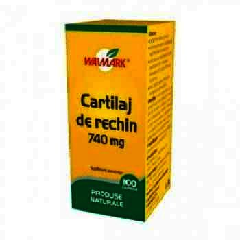 Walmark Cartilaj de Rechin 740 mg x 100
