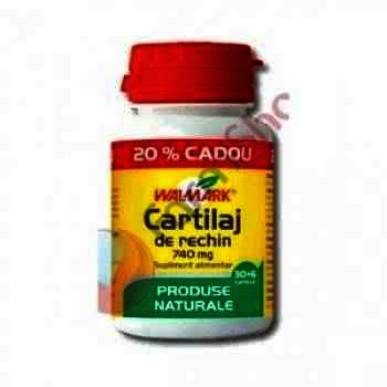 Walmark Cartilaj de Rechin 740 mg x 30