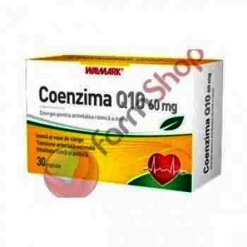 Walmark Coenzima Q10 60 mg -tb x 30