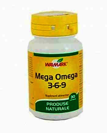 Walmark Mega Omega 3-6-9 -cps x 30