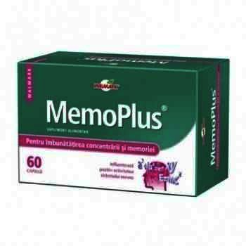 Walmark Memo Plus -tb x 60 + Walmark Memo Plus -tb x 30