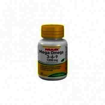 Walmark Omega 3-6-9 1200 mg -tb x 30