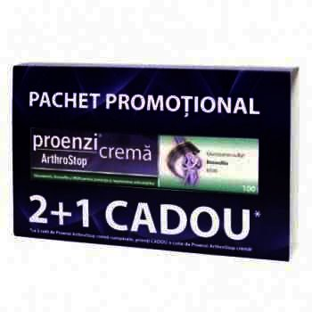 Proenzi ArtroStop crema 100 ml. 2+1 CADOU