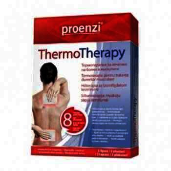Walmark Proenzi 3 Thermo Therapy Plasture x 2 buc