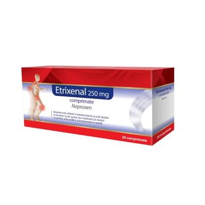 Walmark Proenzi Etrixenal 250 mg -cpr. x 20