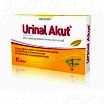 Walmark Urinal Akut -tb x 10