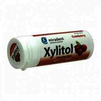 Xylitol Merisoare 30pastile