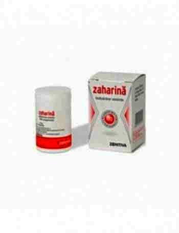 Zaharina 19mg-cpr. x 100-Zentiva