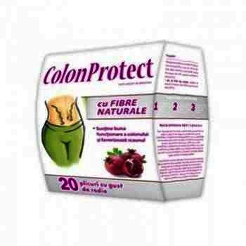Zdrovit Colon Protect -plc x 20 + Shaker Cadou