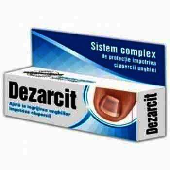 Zdrovit Dezarcit Gel Impotriva CIupercii Unghiei x 7 ml