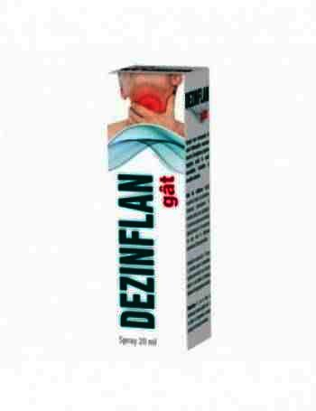 Zdrovit Dezinflan -spray x 20 ml