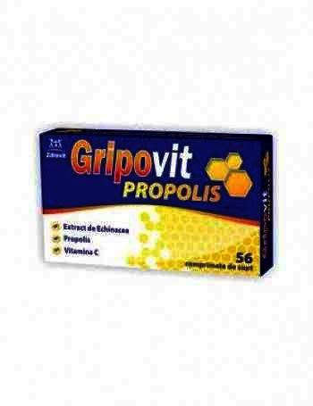 Zdrovit Gripovit Propolis -cpr x 56