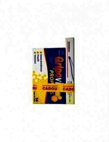 Zdrovit Gripovit Propolis -cpr x 56 + Termometru Cadou (Oferta)