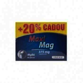 Zdrovit Maximag -plc x 60 + 20% (Oferta)