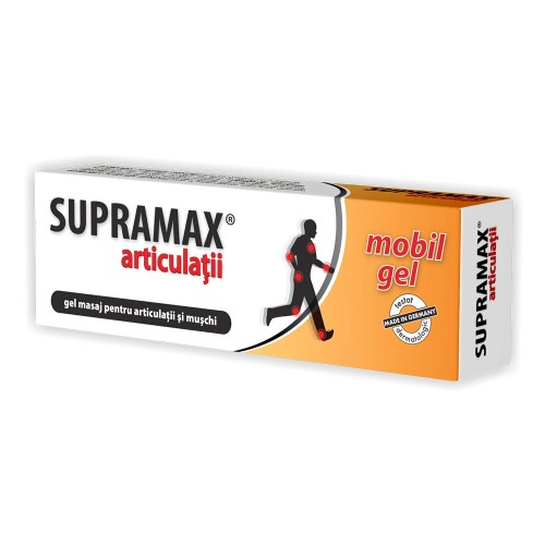 Supramax articulatii cu aroma de piersica - Zdrovit, 30 plicuri (Articulatii) - media-graphics.ro