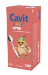 Cavit Junior-sirop x 100ml-Biofarm