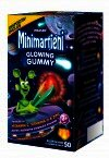 Minimartieni Glowing Gummies 50 jeleuri