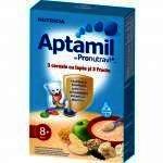 Aptamil Cereale cu Pronutravi 3 Cereale cu Lapte si 3 Fructe +8 luni x 225 g