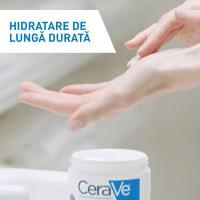 Crema Hidratanta Pentru Fata Si Corp Cerave Piele Uscata Si Foarte Uscata 340 Gr