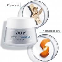 Vichy Liftactiv Supreme Crema Antirid Si Fermitate Pentru Ten Normal Mixt 50ml
