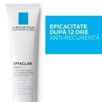 La Roche Posay Effaclar Duo Crema Corectoare Anti Imperfectiuni Anti Semne Post Acneice Anti Recurenta 40ml