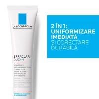 La Roche Posay Effaclar Duo Crema Corectoare Uniformizatoare Nuanta Light 40ml