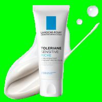 La Roche Posay Toleriane Sensitive Riche Crema Hidratanta Prebiotica Pentru Tenul Sensibil Si Uscat 40ml