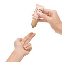 Vichy Mineralblend Fond De Ten Cu Acid Hialuronic Pentru O Acoperire Naturala Nuanta Agate 09 30ml